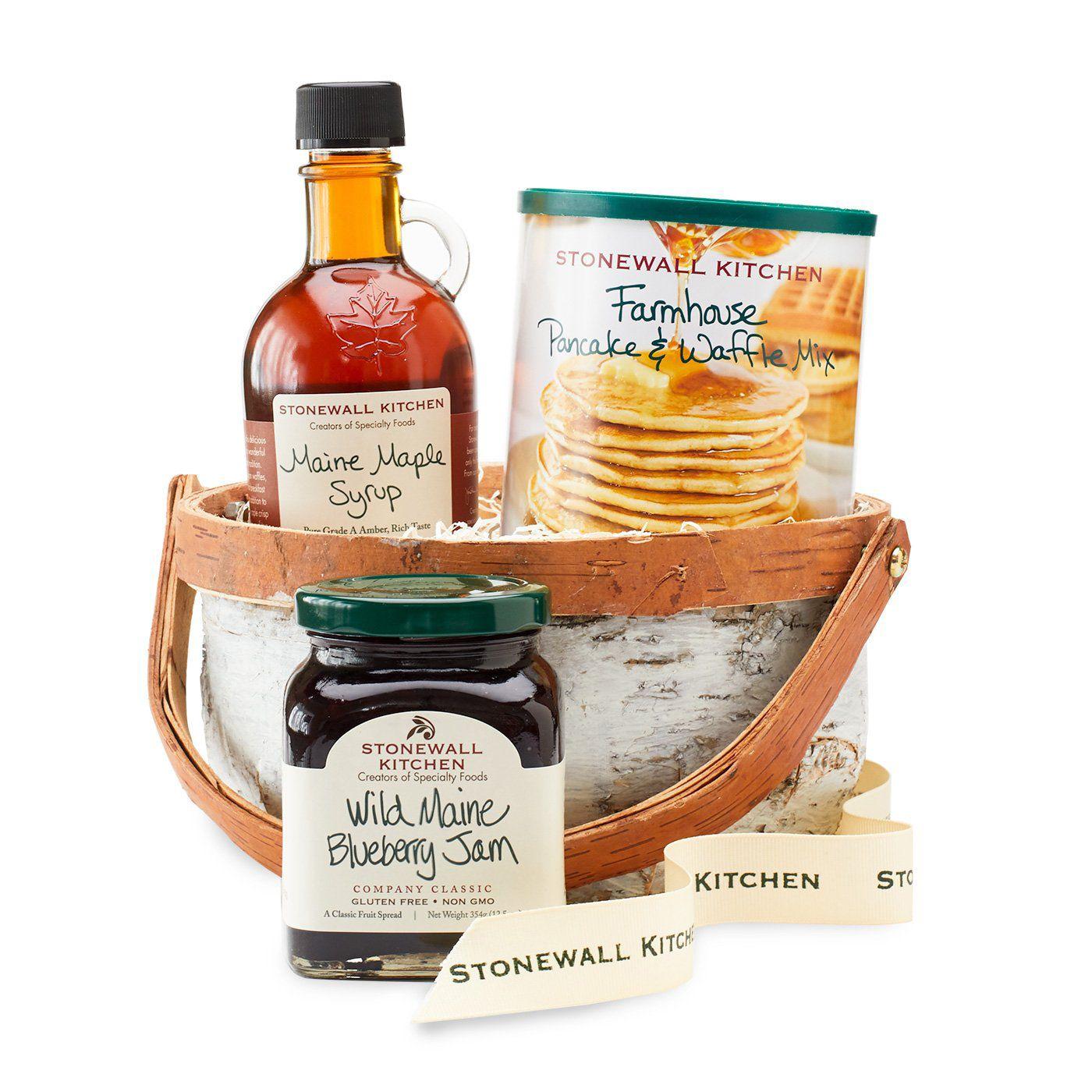 maine wine gift baskets