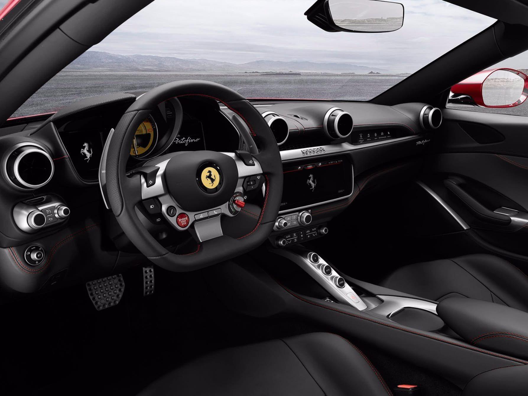 Ferrari Announces Gorgeous New 591 Horsepower Portofino
