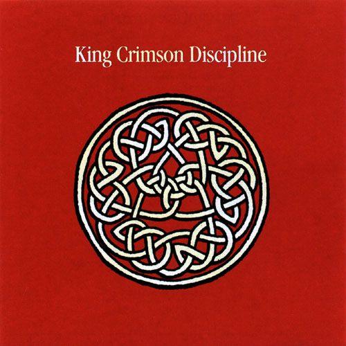 King Crimson Discipline 1981 King Crimson Rock Album Covers Progressive Rock