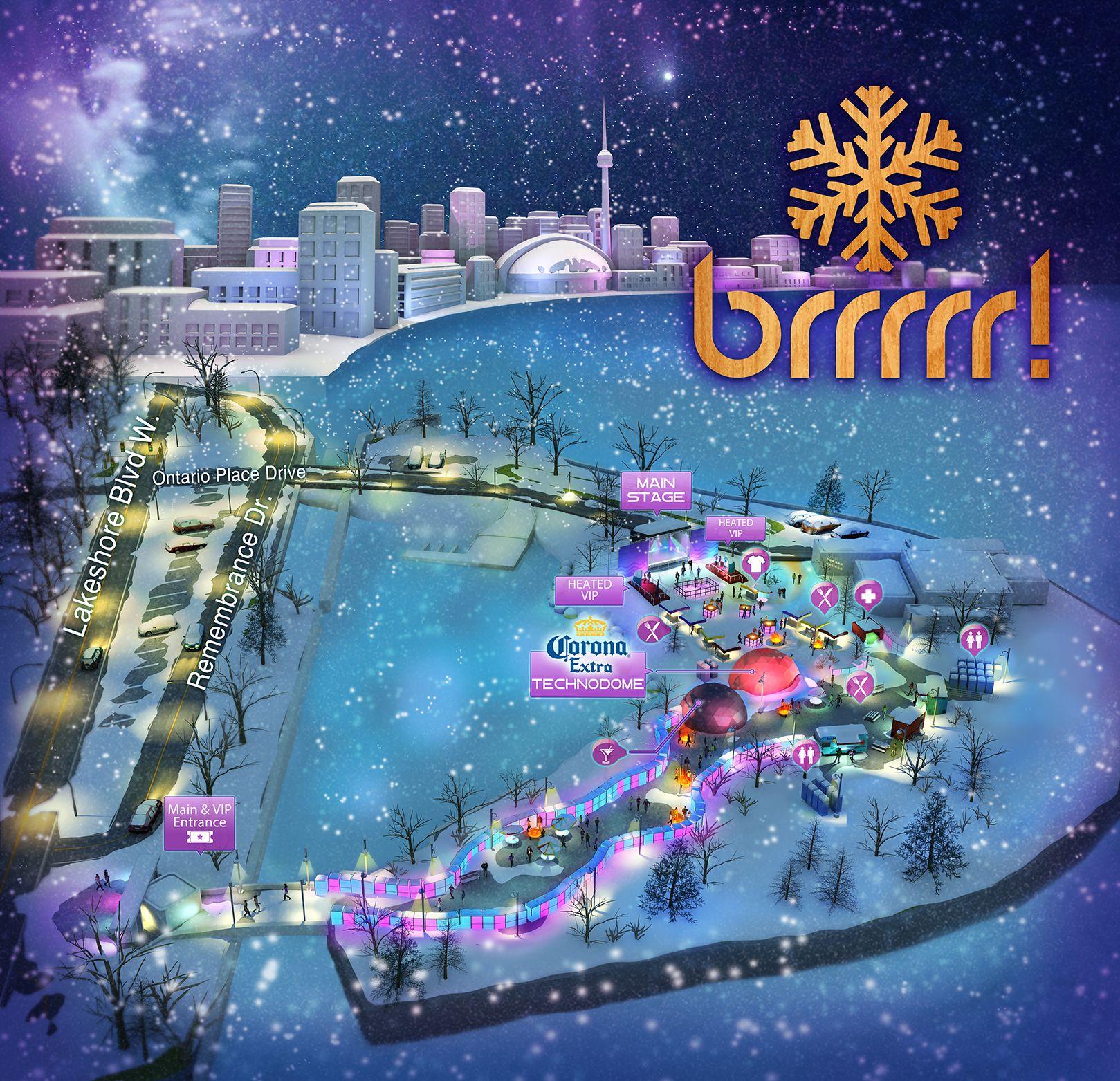 Brrrr toronto winter festival 2014 toronto winter