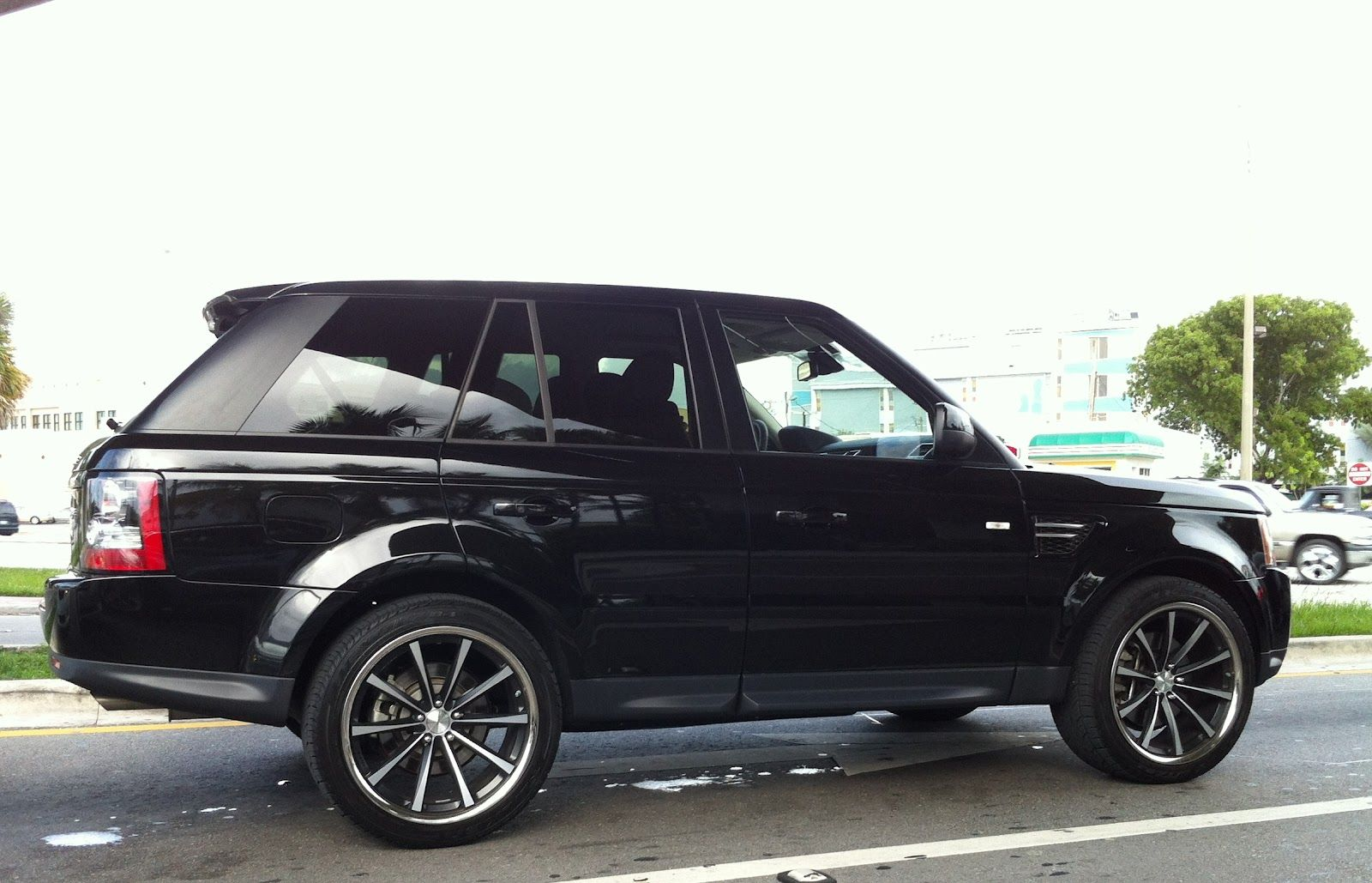 2012 Range Rover Sport Black Rims Find the Classic Rims of Your