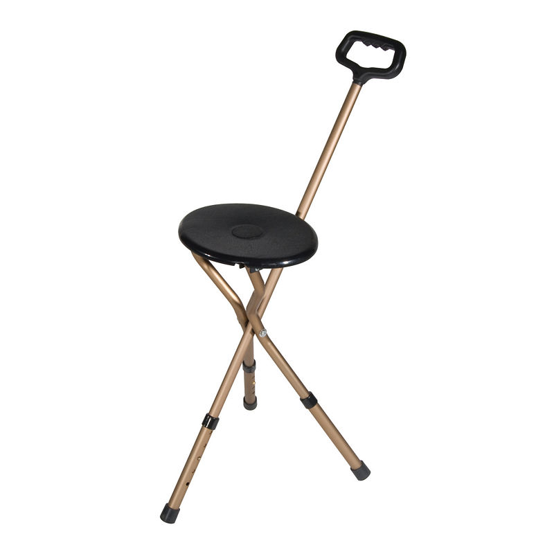 Astounding From The Stadium Chair Company Portable Walking Chair Cane Pabps2019 Chair Design Images Pabps2019Com