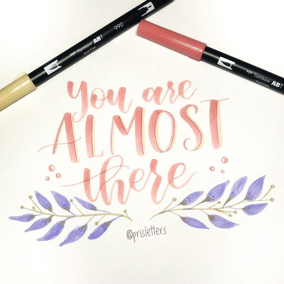 Pin By Cynthia And Veronica On Brush Lettering Amp Modern