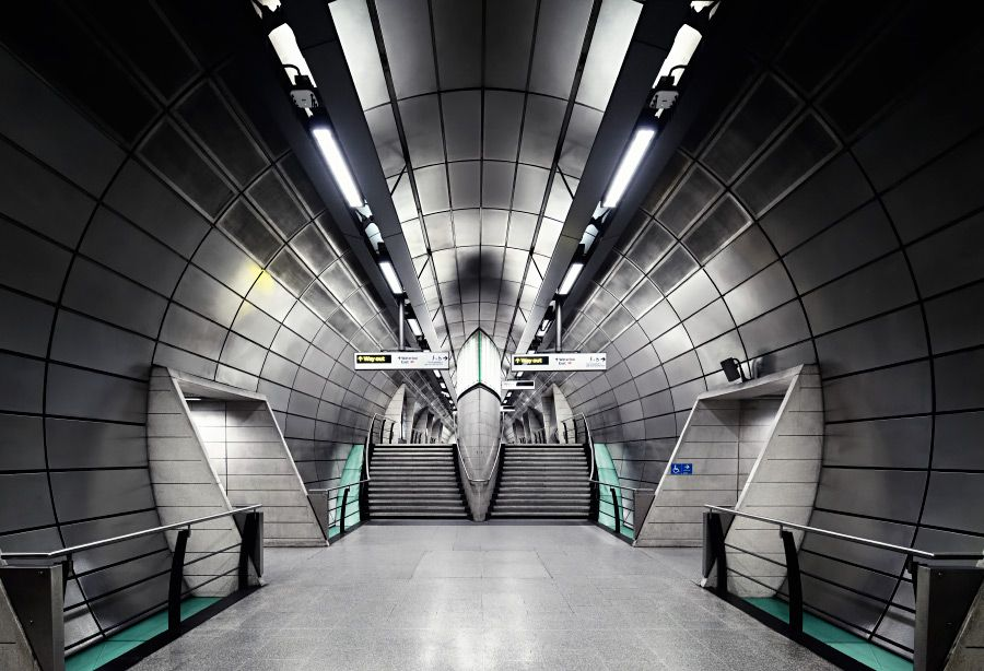 Subway III on Behance
