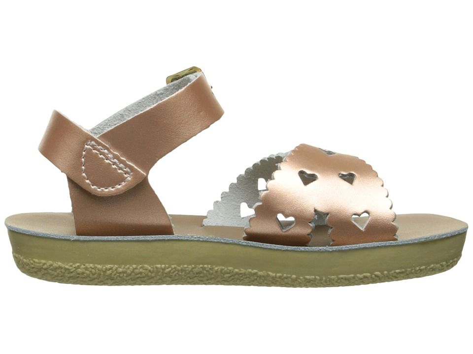 Salt Water Sandal by Hoy Shoes Sun San Sweetheart (Toddler