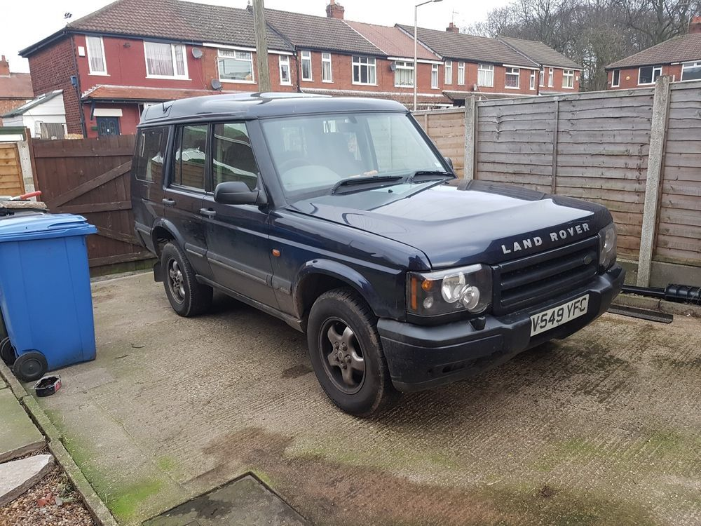 eBay: land rover discovery td5 (project spares or repairs) #carparts