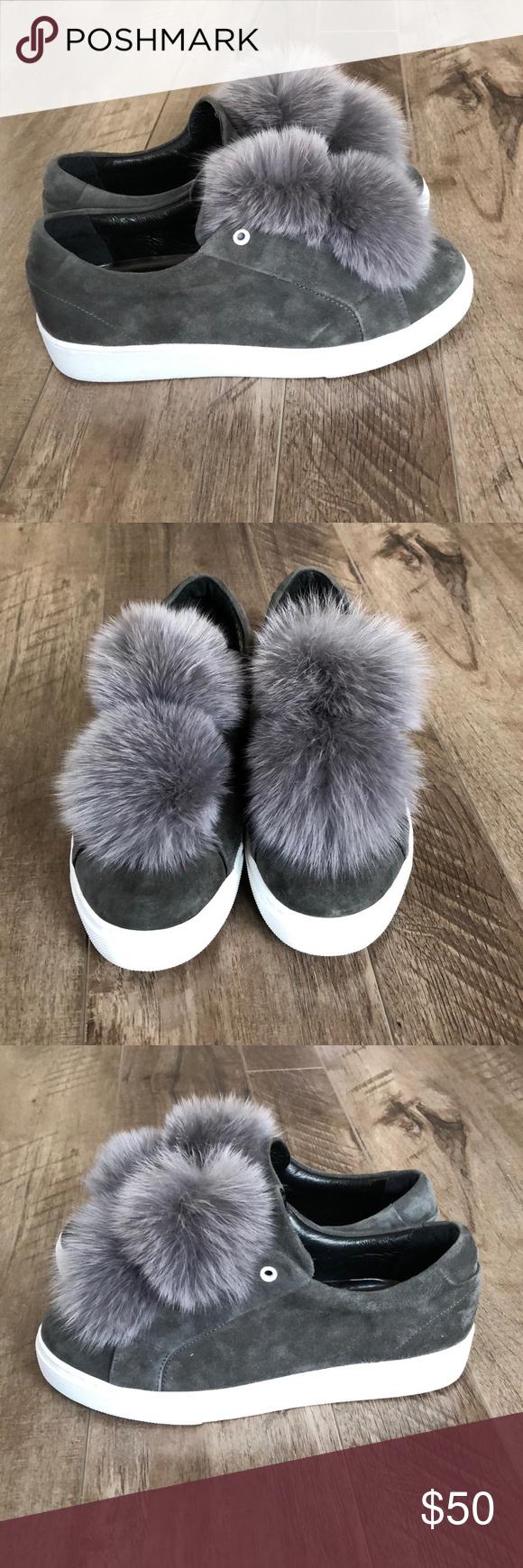 Pom pom sneakers, Pom pom, Fashion design