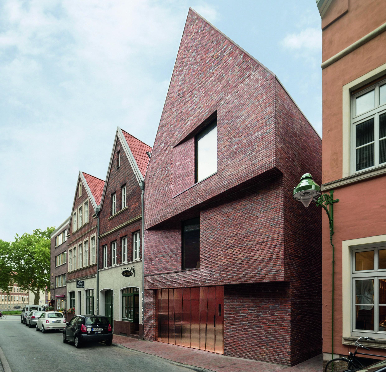 Häuser des Jahres 2019 Brick, Multi story building, Building