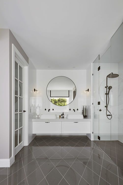 Bayville by Metricon  The Stylist Splash Stylists House and Bathroom inspiration