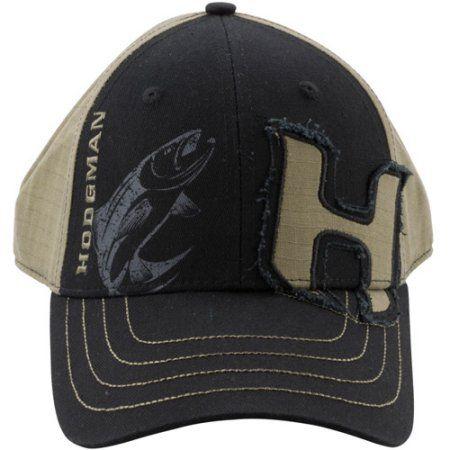 92c7f232dcbb6 Hodgman H-Logo Patch Species Hat - Walmart.com