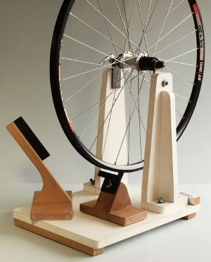 Professional Guide To Wheel Building Diy Truing Stand Plan