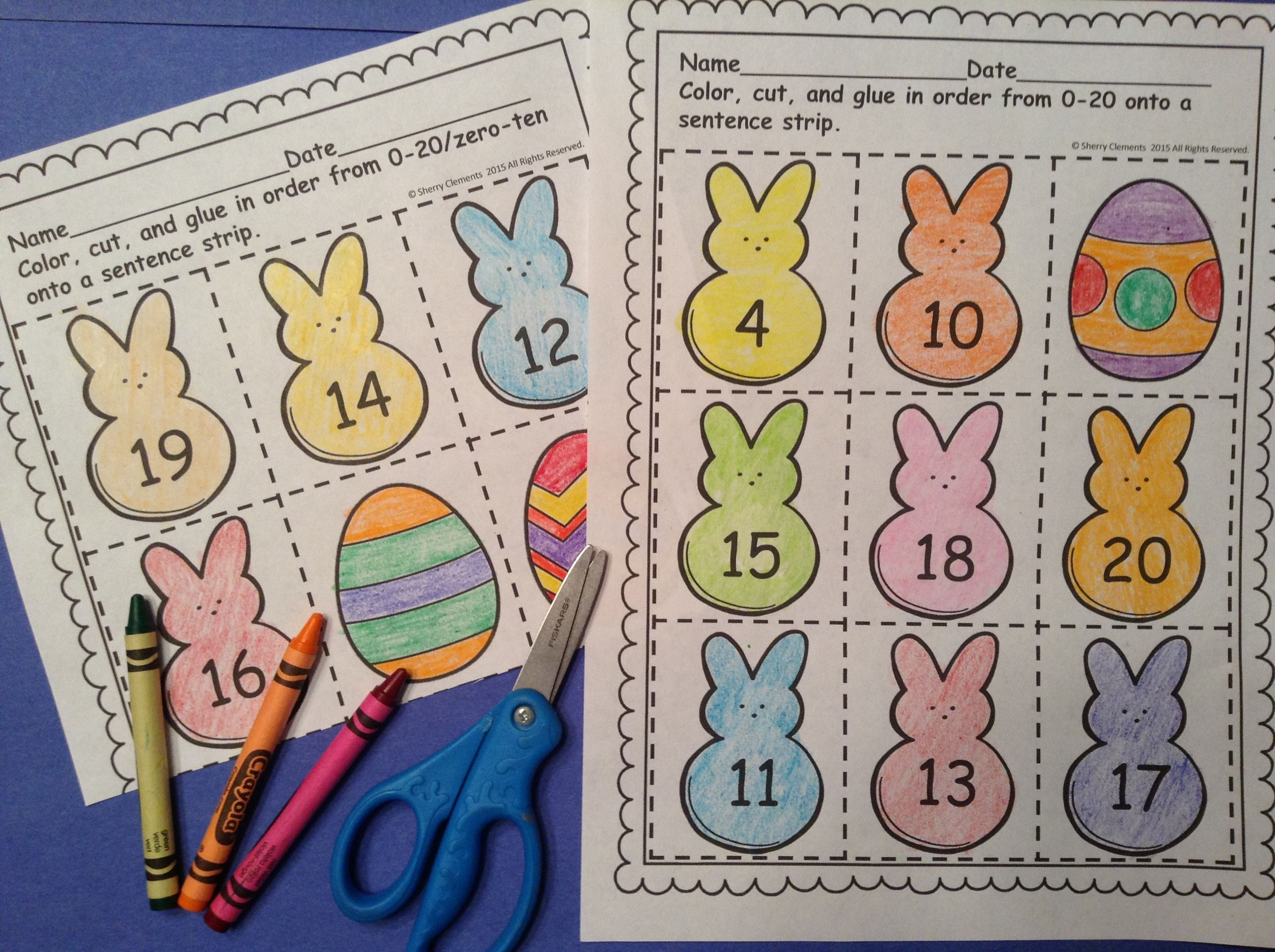 This Activity Is Great For Math Centers