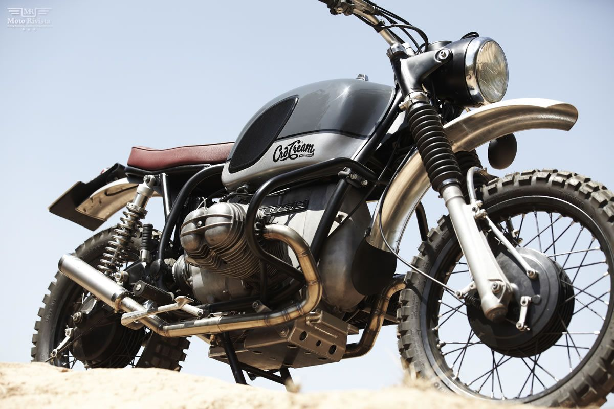 Bmw Motorcycle By Cafe Racer Dreams Spain Moto Rivista Bmw
