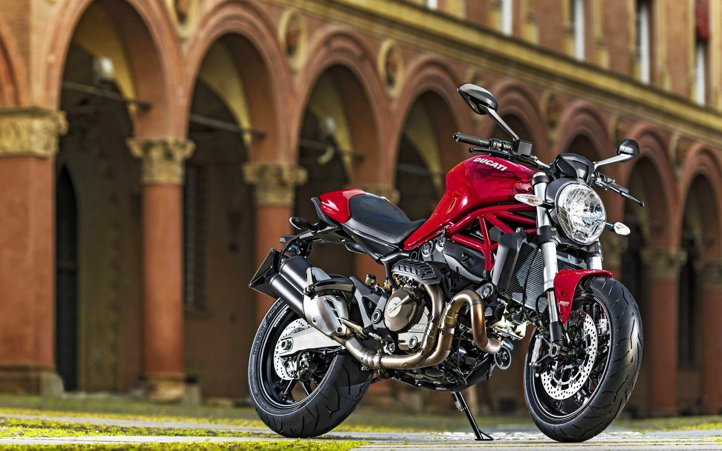 Ducati Monster 821 Hd New Wallpaper Ducati Monster Ducati Monster 1100 Ducati