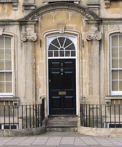 Westbury House Georgian Facade