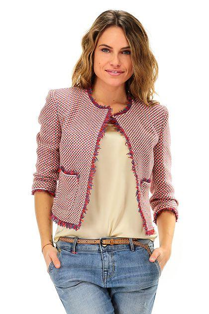Giacca F7001 Kocca | ❤️ Jacket ❤️ | Jackets, Clothes e