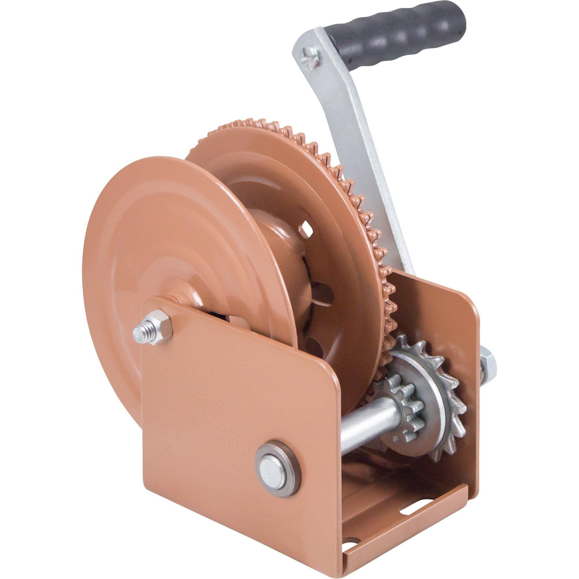 Dutton-Lainson Single Speed Hand Winch With Automatic