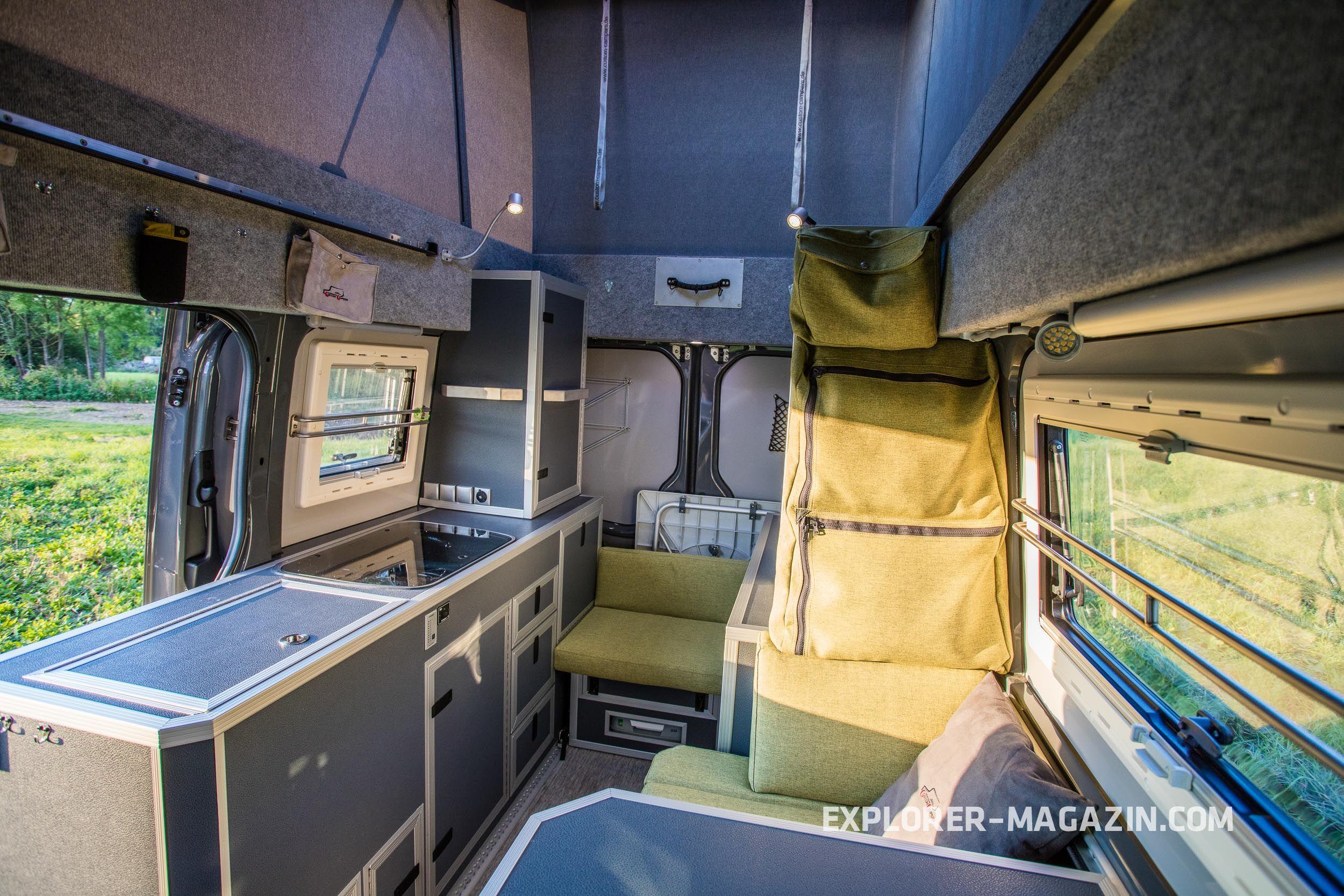 Vw Crafter 4motion Vergleich Aufstelldach Reisemobil Wohnmobil Sprinter
