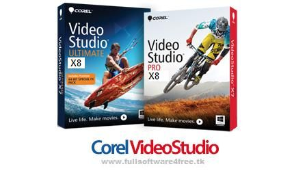 corel videostudio x8 ultimate crack