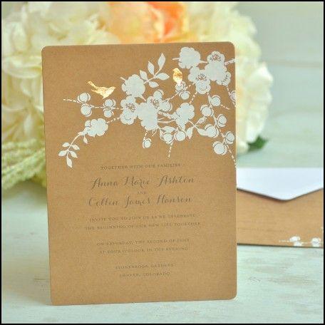 Wedding Invitation Paper Kits Ideas Pinterest And Weddings