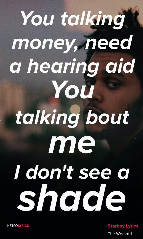Lyric starboy lyrics : Starboy // The Weeknd ft daft punk | do re mi | Pinterest | Daft ...