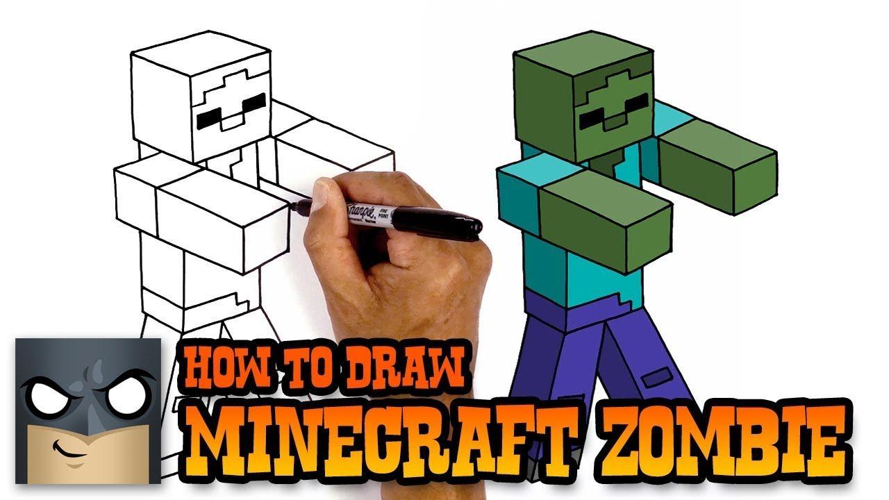 Minecraft как сделать зомби фото 621