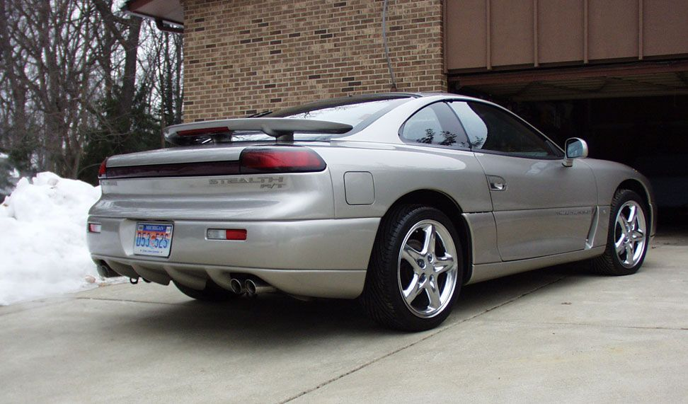 1995 Dodge Stealth Rt Tt My 3rd And Last Stealth Was My Favorite Stealth Dream Cars Mitsubishi 3000