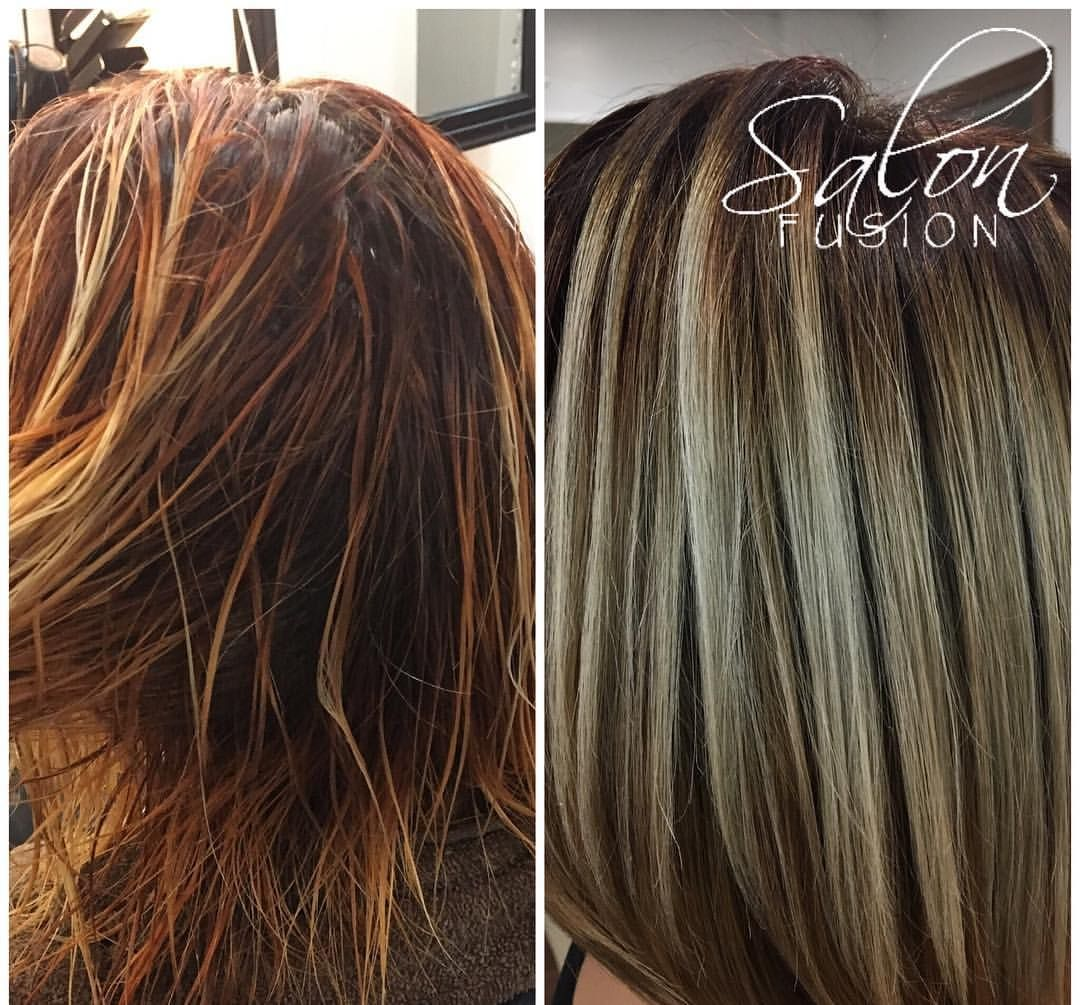 29 Likes 3 Comments Salon Fusion Salonfusionohio On Instagram The Power Of Toners Salonfusionohio Hair Hai Hair Styles Hairdo Hair