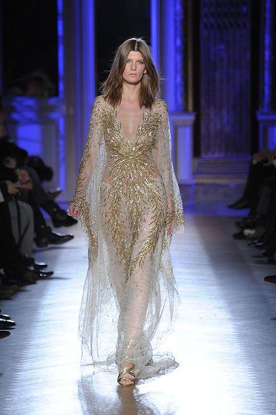 "Zuhair Murad ""Casino fever"", Spring-summer 2012 - Couture"
