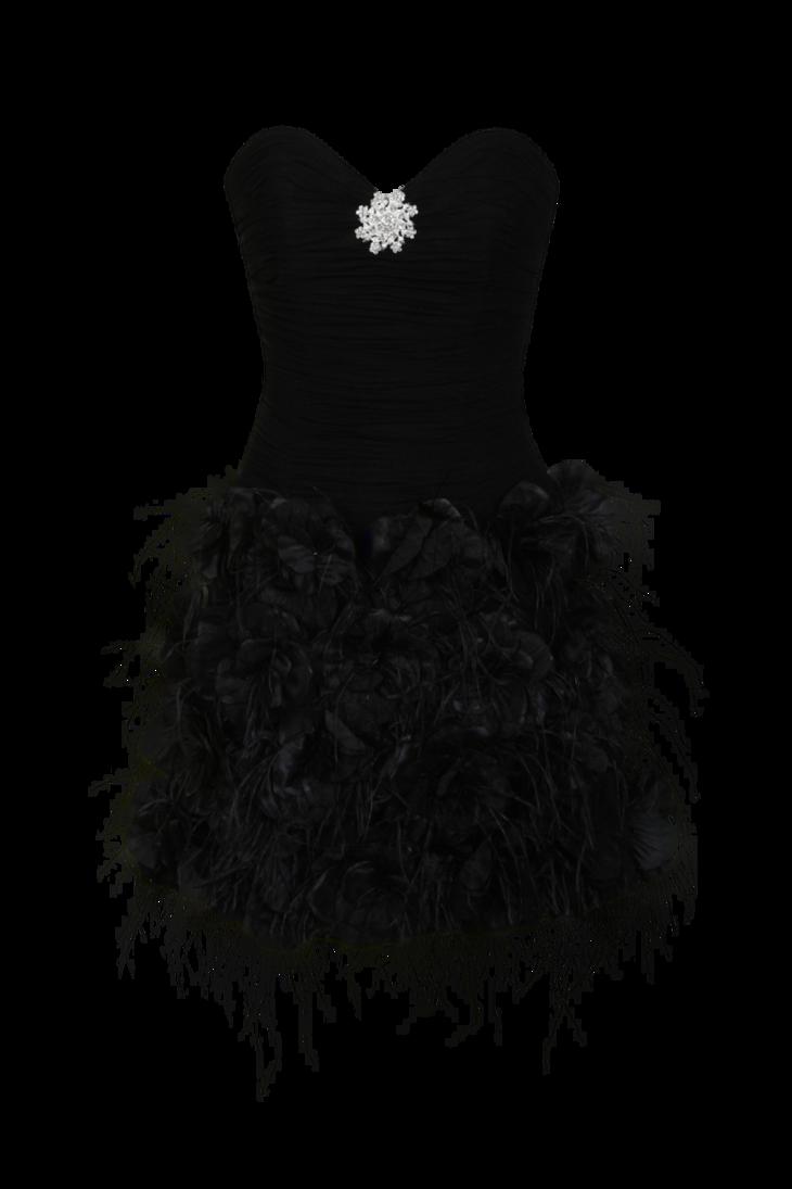 Flights To Heaven Dresses Dress Png Black Dress