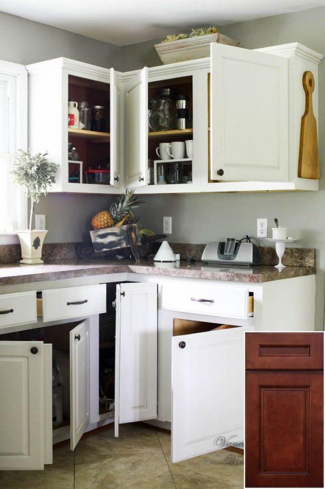 Using - deep cleaning oak cabinets. #oakkitchencabinets # ...