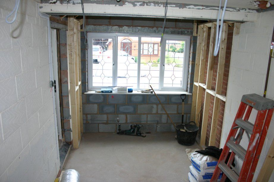 We have broad experience, converting a variety of garages ...