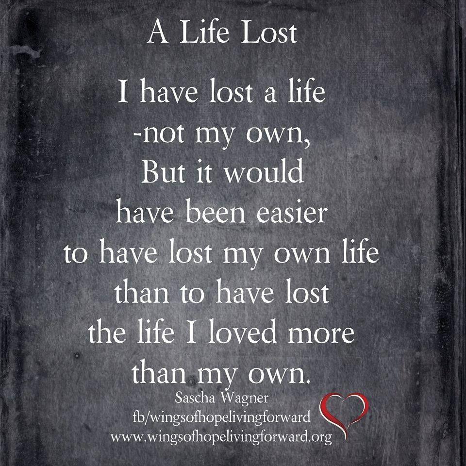 i lost my love