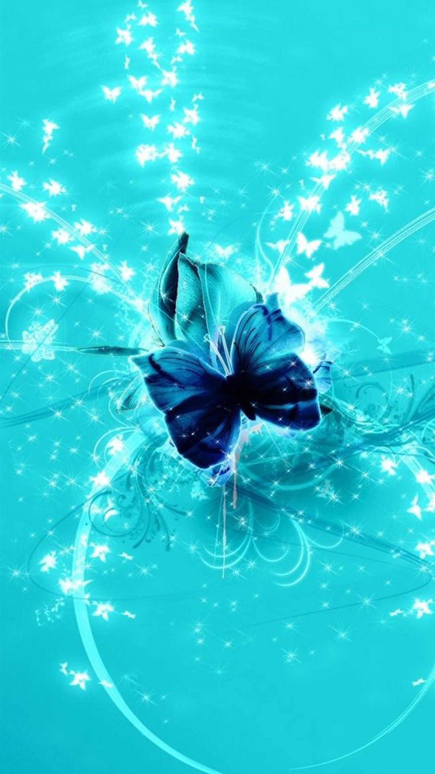 Nature Samsung Galaxy S6 Wallpapers 14 Blue Butterfly Wallpaper Butterfly Wallpaper Cute Disney Wallpaper