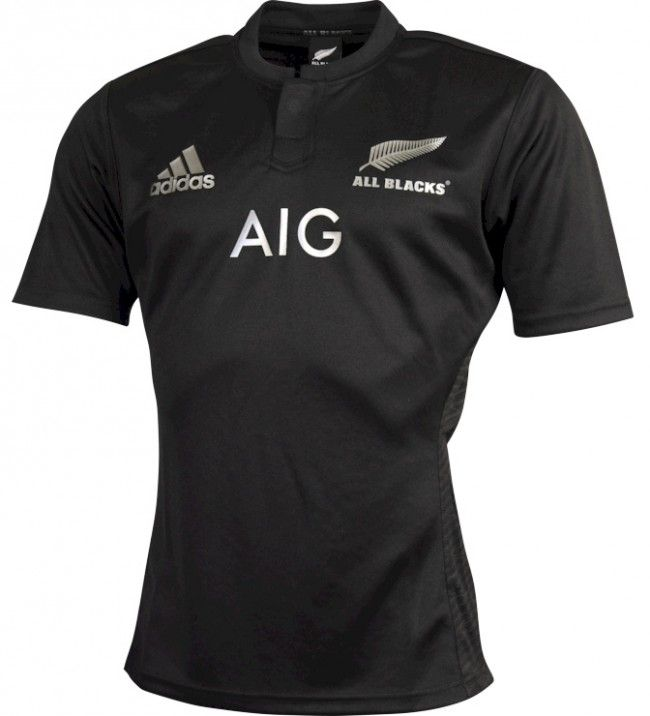 a56dde926 Maillot Rugby All Blacks 2015 2016 - Adidas