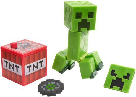Minecraft Comic Maker Creeper Action Figure Minecraft Comics Comics Maker Minecraft Toys