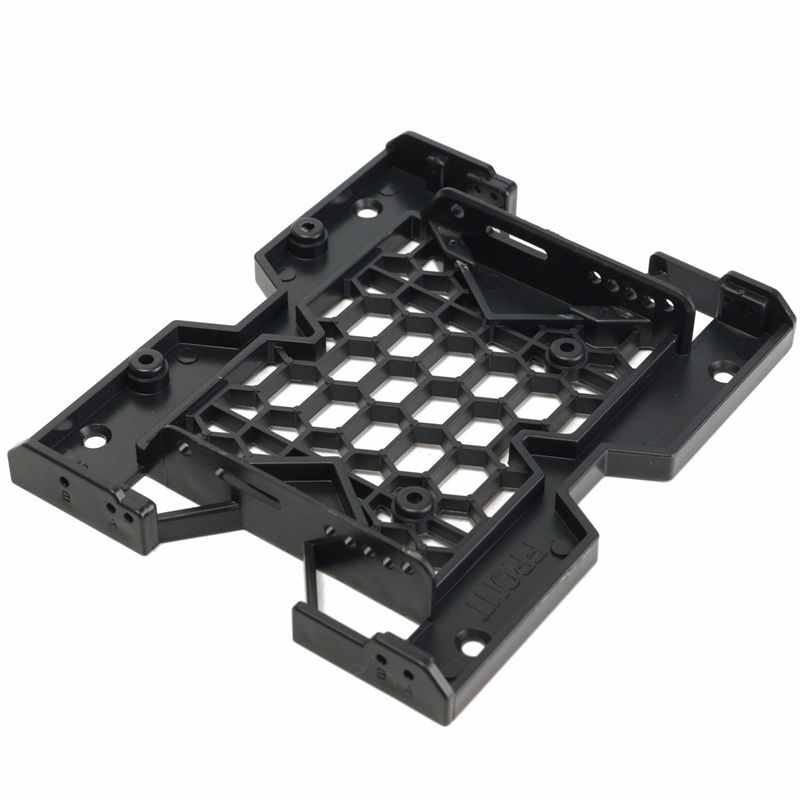 """10X 2.5/"""" to 3.5/"""" SSD//Hard Drive Bay Adapter Mounting Bracket HDD Converter Tray"""