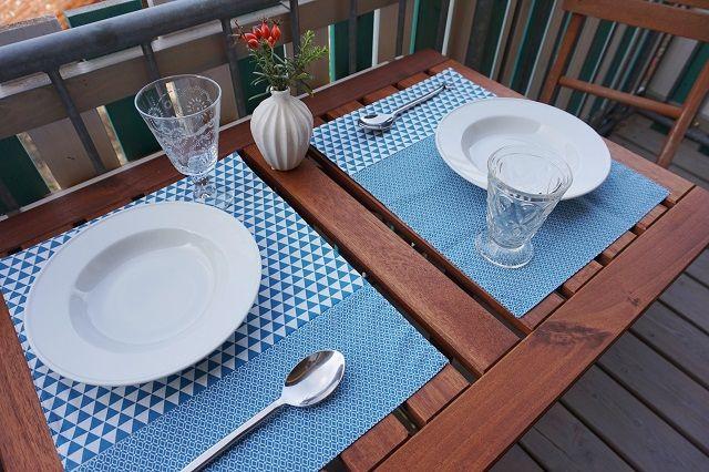 tischsets nähen   Nähen   Pinterest   Nähen, Tischset nähen und Tischset