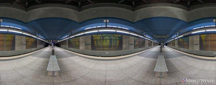 U-Bahnhof Fürth Hardhöhe