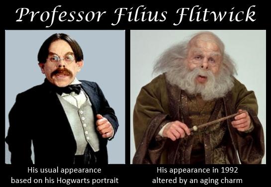 Fan Fiction Images Hogwarts Staff Flitwick Hogwarts Professors