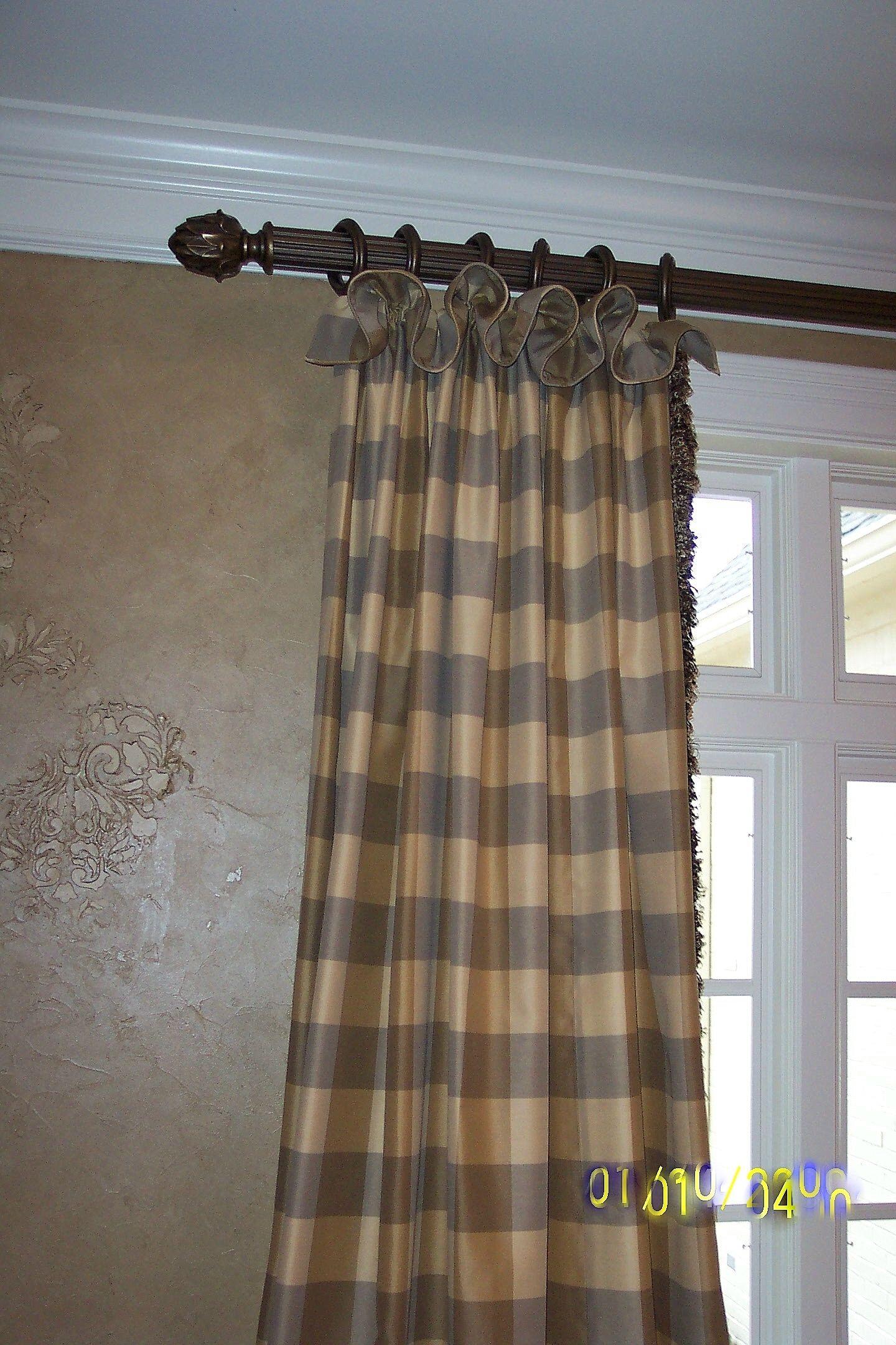 By Beverly Broerman Window Styles Curtain Inspiration Window