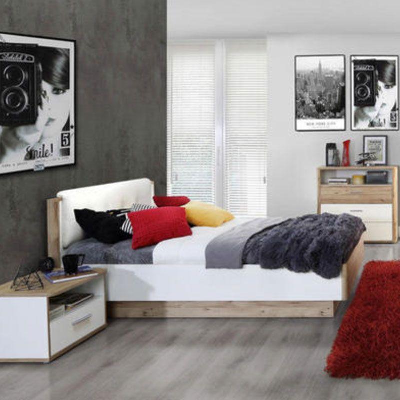 Bett 120x200 Cm In Weiss Online Kaufen Haus Deko Bett 120x200 Bett