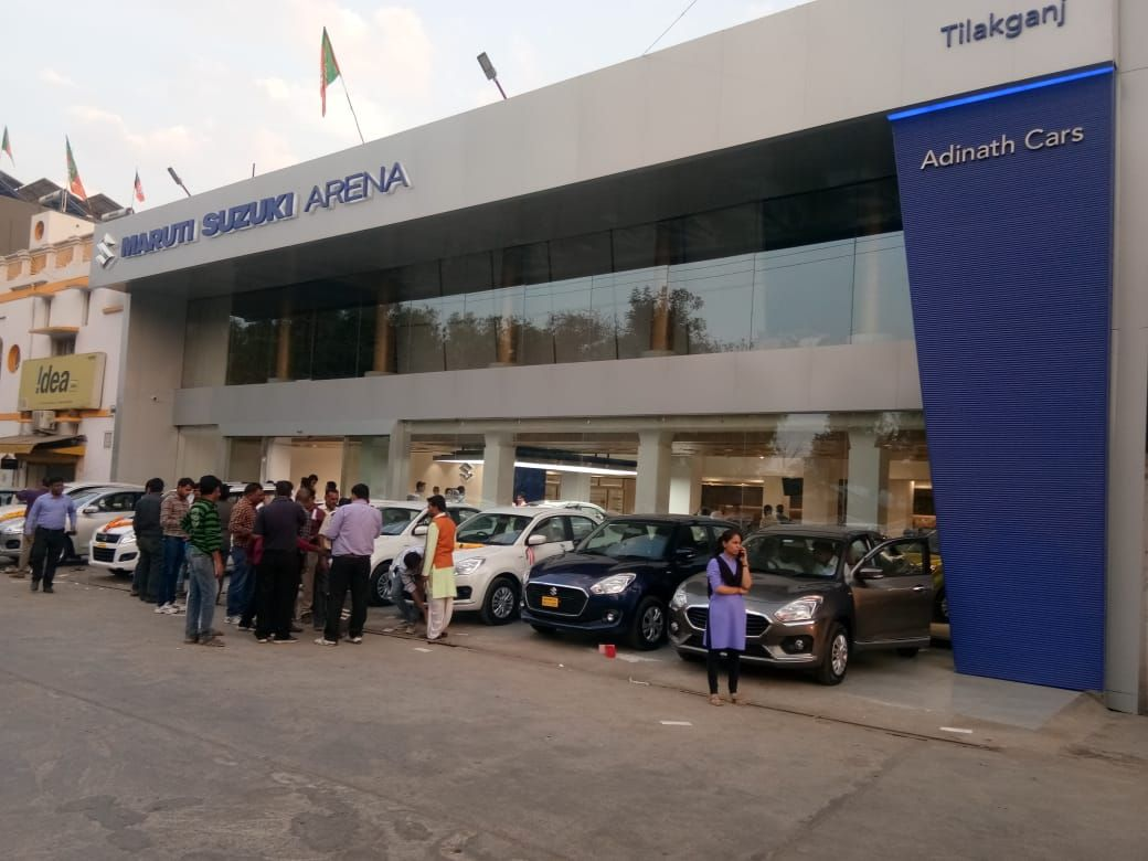 Maruti Suzuki Arena Car Dealers In Tilakganj Sagar Dream Cars
