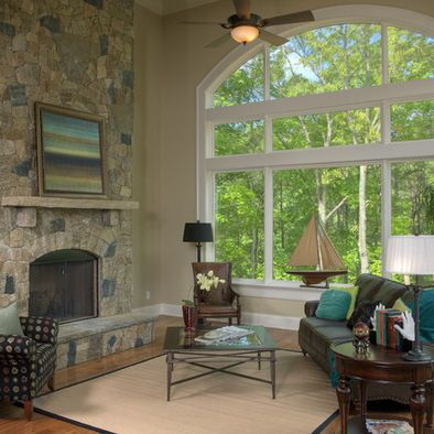 Great Room Windows Design Pictures