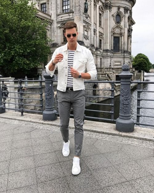 Men 39 S Fashion His Style Pinterest Byxor Gr Och