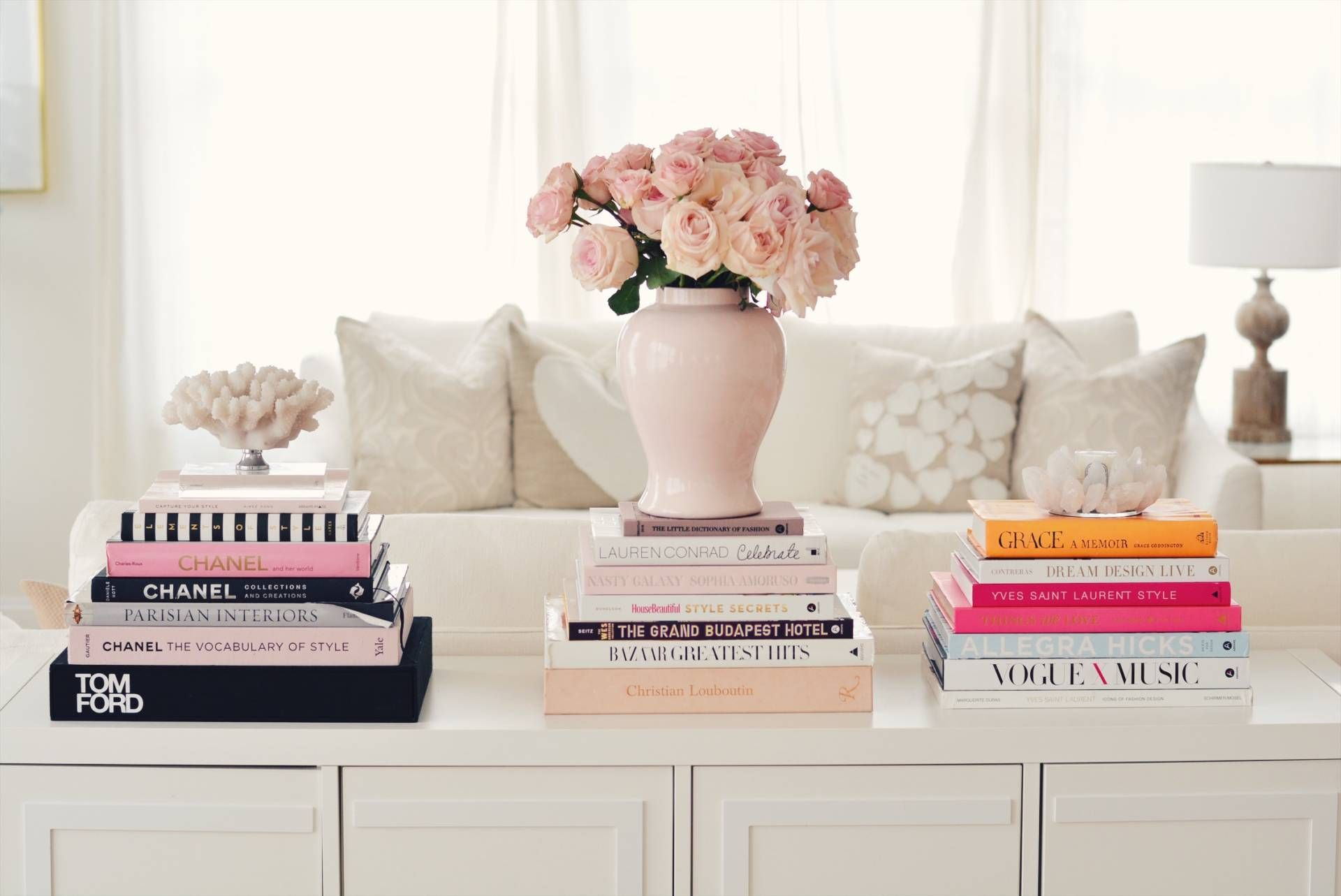 Coffee Table Books Round Up The Pink Dream Fashion Coffee Table Books Cool Coffee Tables Coffee Table Books Decor