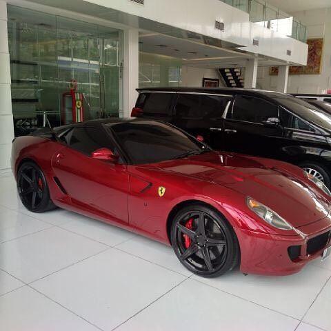 Ferrari Nuproject Hkssky Soon Semarang Indonesia