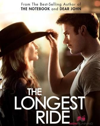 Poster Of Hollywood Film The Longest Ride (2015) In 325MB Compressed