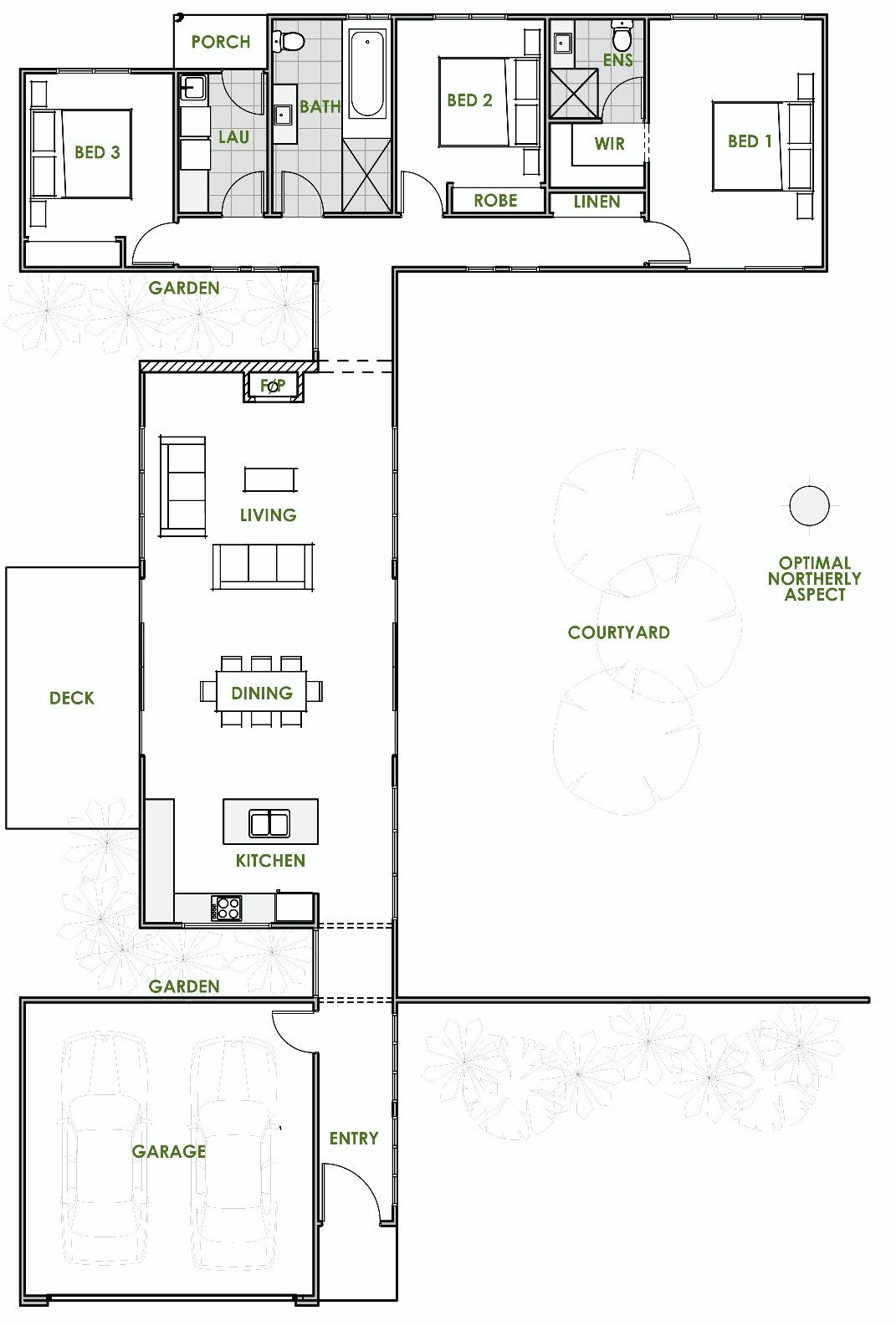 medium resolution of extra bedroom between b2 and bathroom