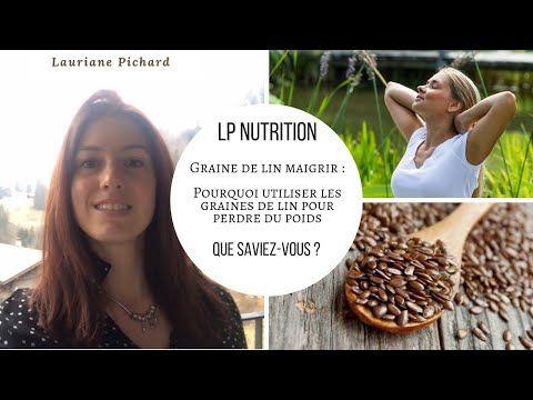 Graine de lin maigrir : POURQUOI UTILISER LES GRAINES DE